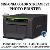 Sinfonia Color Stream CS2 Photo Printer CHC S6145 For Photobooth