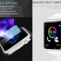 Jam Tangan Elegant Smartwatch Multifungsi dengan SIM TF Card Bluetoo