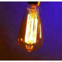 Lampu Pijar Vintage Model Bohlam Edison