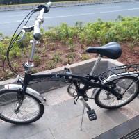 Sepeda lipat mount everest FAMILY