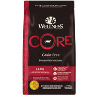 Wellness CORE Grain-Free Lamb Recipe Dry Dog Food