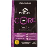 Wellness CORE Grain-Free Senior Deboned Turkey Recipe Dog Food