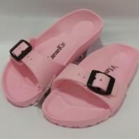 Sandal Gesper Anak Kanan Kiri model Sandal Birkenstock