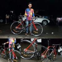 PROMO READY Sepeda Balap Thrill Ardent 2 0 Sora 2x9 Speed Not Giant