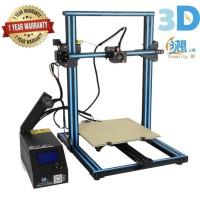 PROMO READY 3D Printer Ukuran Besar Creality CR-10S Dual-Leading