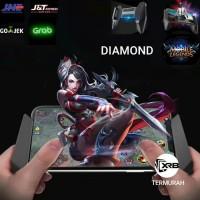 DIAMOND Gamepad Handgrip Holder Game Pad Hand Grip Moba Mobile Legend