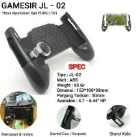 GAMESIR JL02 NEW Gamepad Handgrip PUBG Game Holder Mobile Legend Hp