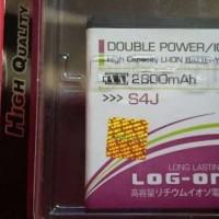 Baterai Double Power Log on Advan S4J Battery