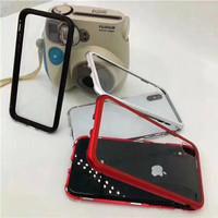 Premium case 2in1 MAGNETIC GLASS IPHONE 7 /8