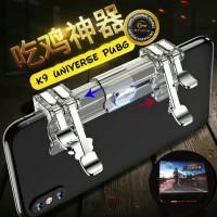 K9 Universe PUBG L1 R1 Fast Fire Button Klik Trigger Tombol Game Ros