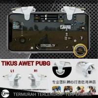 TIKUS AWET PUBG L1 R1 Fast Fire Trigger Shooter Sharp Klik Mouse Game