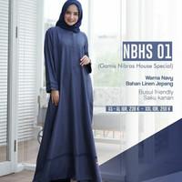 GAMIS MUSLIM NIBRAS NBHS 01