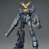 MG 1/100 Unicorn Gundam Banshee Bandai