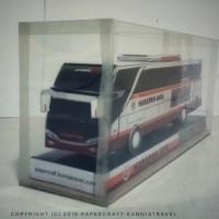 Papercraft Bus Harapan Jaya