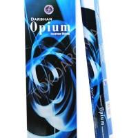 Dupa India (Aromaterapi) Long Hexa - Darshan Opium