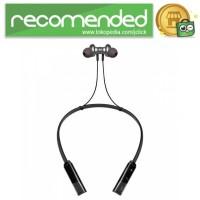 Sport Neckband Bluetooth Earphone Headset - Y10 - Hitam