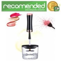 Pembersih Kuas Makeup UV Electric Brush Cleaner Washing Tool IF00232
