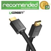 UGREEN Kabel HDMI ke HDMI 2.0 4K 60 FPS - HD104 - 200 CM - Hitam