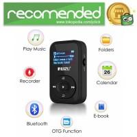 Ruizu X26 Sport Bluetooth HiFi DAP MP3 Player 8GB - Hitam