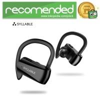SYLLABLE Wireless Sport Bluetooth Earphone Super Bass - D15 - Hitam