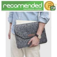 Sleeve Case Wool untuk Laptop