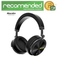 Bluedio Turbine Wireless Bluetooth Headphone - T5 - Hitam
