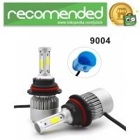 Lampu Mobil LED COB Headlight 8000LM 2PCS - S2 - 9004/9007/HB1/HB5