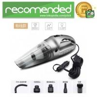 Shunwei Vacuum Cleaner Penyedot Debu Mobil 100W - R-6052 - Silver