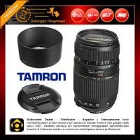 Tamron Lensa For Canon AF 70-300mm f/4-5.6 Di LD Tele-Macro (1:2)