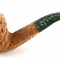 Savinelli Pigna 677 (9mm) - Pipa Cangklong Briar Wood Tobacco Pipe