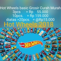Hot wheels basic 2017 grosiran murah