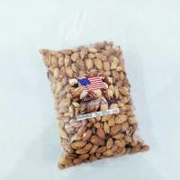 KACANG ALMOND 1kg USA-CALIFORNIA