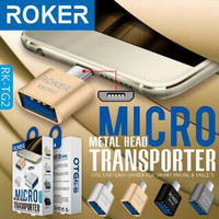 OTG Android USB Flash Driver Hp / Tablet ROKER RK-TG2