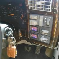 Thermostat Digital Fan Engine Opel Blazer