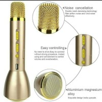 MIC magic karaoke Microphone speaker Bluetooth musik