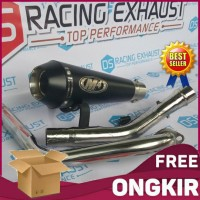 Harga full system knalpot motor racing m4 motor 150cc motor honda cb150r | Pembandingharga.com