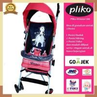 Harga perlengkapan travelling bayi stroller pliko winner khusus | antitipu.com