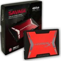 KINGSTON SSD HyperX Savage 480GB Berkualitas