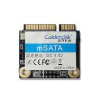 Promo HALF SIZE mSATA SSD 128GB FOR MINI PC SATA III Berku Berkualitas