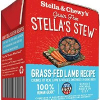 Stella & Chewy's - Wet Dog Food Lamb Stew, 11oz