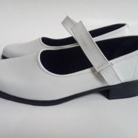 jual Sepatu Pantofel Paskibra Wanita Pantovel Paskibra Wanita Putih