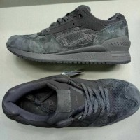 3fc3c28df138c jual sepatu Asics Gel Respector Carbon Dark Army Grey ready