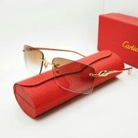 kacamata sunglasses CARTIER PHANTER bor original