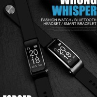 Smartwatch Gelang Y3 Smart Watch Sports Heart Rate Monitor Bluetooth