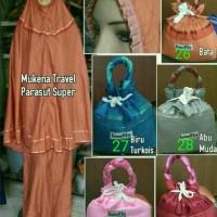 Harga Mukena Parasut Loufie Travelbon.com