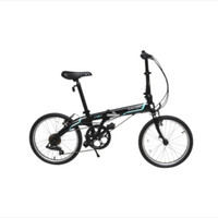 Sepeda lipat dahon vybe d7 7 speed 20 inci