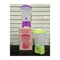 Dispenser Golden Sunkist TAA 1063 Minuman Teh Kopi Ecer Grosir Plastik