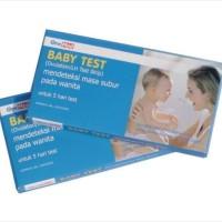 baby test (mendekteksi masa subur)