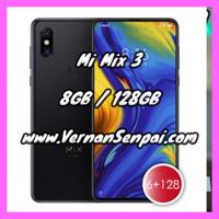 Xiaomi Mi Mix 3 8GB / 128GB - MI MIX3 NEW ORI BNIB