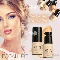 FOCALLURE Liquid BB Cream Concealer Foundation SKIN EVOLUTION